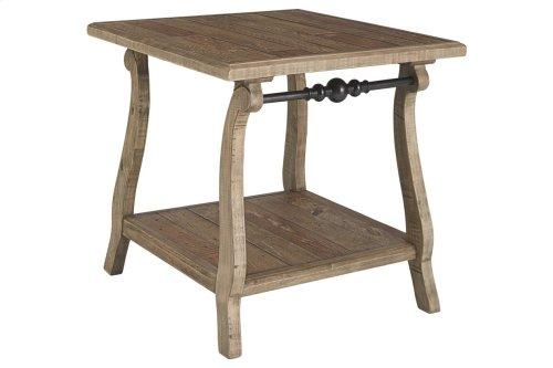 T824-3  Rectangular End Table