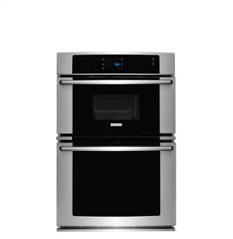 30'' Wall Oven and Microwave Combination with Wave-Touch(R) Controls