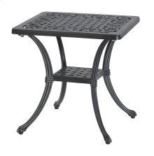 "Michigan 21"" Square End Table"