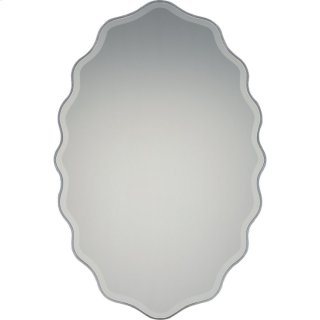 Quoizel Mirror in Pewter