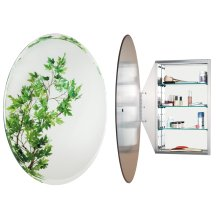 Mirror Cabinet - Stainless Steel