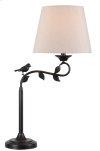 Birdsong - Swing Arm Table Lamp