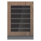 """Panel-Ready 24"""" Built-In Undercounter Beverage Center - Left Swing Product Image"""