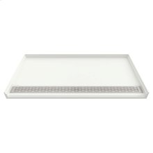 Townsend 64x34-inch Solid Surface Shower Base  American Standard - Soft White