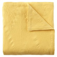 Cameron Matelasse Coverlet & Shams, LEMONADE, KING