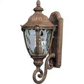 Morrow Bay Cast 1-Light Outdoor Wall Lantern