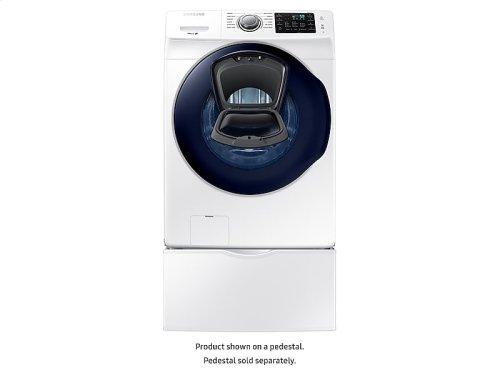 WF6200 4.5 cu. ft. AddWash Front Load Washer