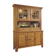 Attic Heirlooms China Hutch and Base Product Image
