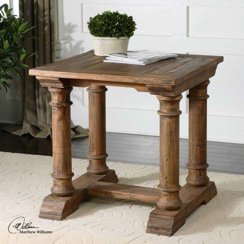 Saturia End Table
