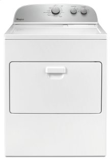7.0 cu. ft. Top Load Gas Dryer with Wrinkle Shield option
