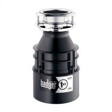 Badger 1XT Garbage Disposal, 1/3 HP
