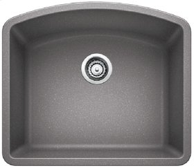 Blanco Diamond Single Bowl - Metallic Gray
