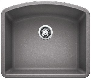 Blanco Diamond Single Bowl - Metallic Gray