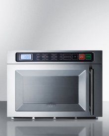 Dual Magnetron Commercial Microwave In Stainless Steel