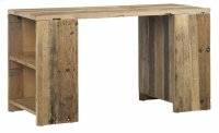 Desk - Reclaimed Elm Finish Product Image