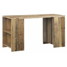 Desk - Reclaimed Elm Finish