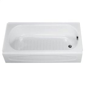 New Solar 60x30 inch Integral Apron Bathtub  American Standard - Bone