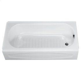 New Solar 60x30 inch Integral Apron Bathtub  American Standard - Linen
