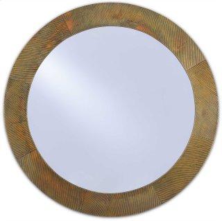 Seneca Mirror - 34h x 34w x 1d