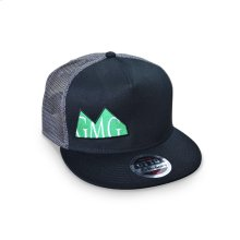 GMG Black/Charcoal Hat