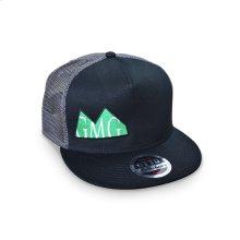 GMG Black/Charcoal Hat