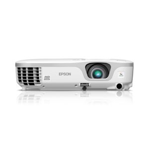 EpsonPowerlite Home Cinema 707 720p 3lcd Projector - Gold Edition