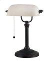 Amherst - Banker Lamp