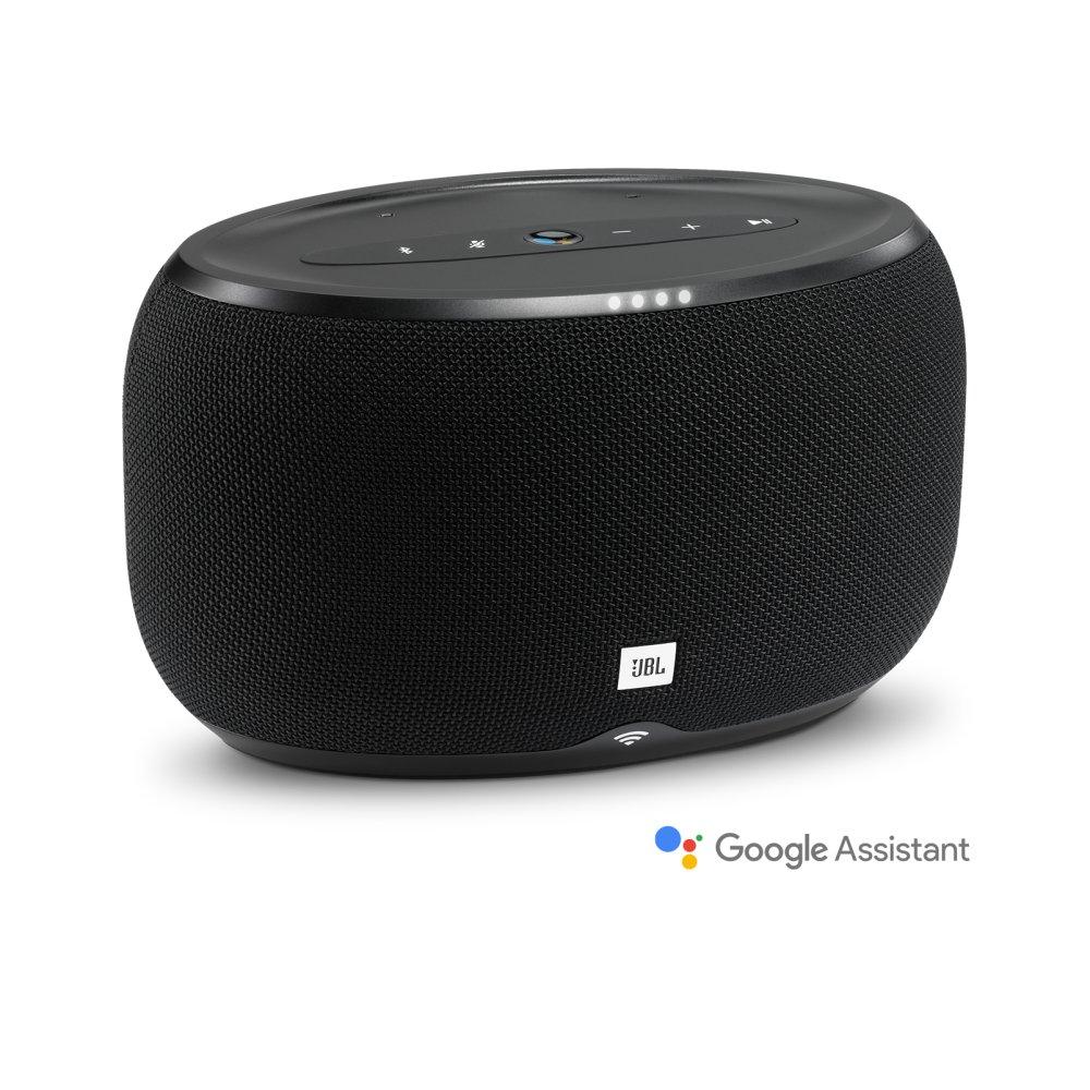 JBL Link 300 Voice-activated speaker  BLACK