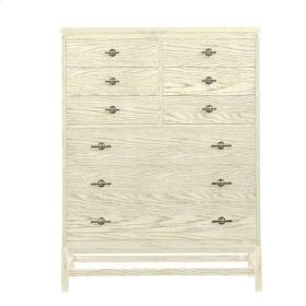 Coastal Living Resort - Tranquility Isle Drawer Chest In Sail Cloth