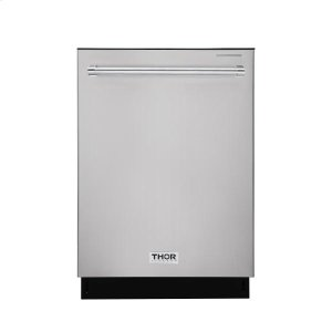 """Thor24"""" Dishwasher In Stainless Steel"""
