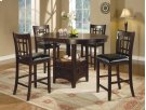 The Lavon Collection 5 Piece Counter Height Dining Room Set Product Image