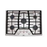 """30"""" Gas Cooktop With Superboil(tm)"""