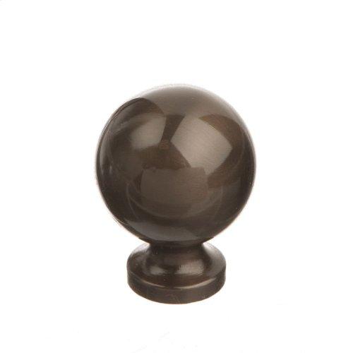 """1"""" Knob - Oil Rubbed Bronze"""