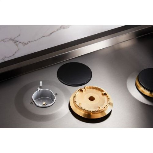 "36"" 5-Burner Gas Cooktop"