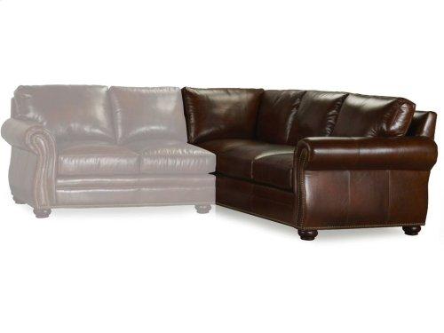 Sterling RAF Corner Return Sofa 8-Way Tie