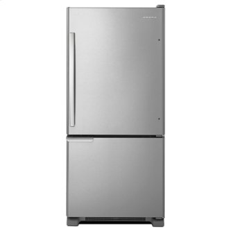 29-inch Wide Bottom-Freezer Refrigerator with Garden Fresh(TM) Crisper Bins - 18 cu. ft. Capacity