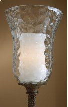 GALEANA, OPTIONAL GLASS CANDLE Product Image