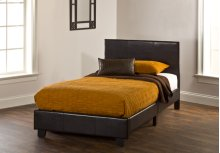 Springfield Twin Bed in a Box - Brown