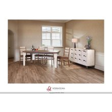 Antique White Dining Collection