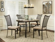 Bellevue Beige Linen 5pc Set