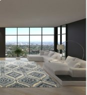 TAHOE MODERN MTA06 DENBL RECTANGLE RUG 5'6'' x 8'6''