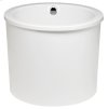 Tub Only/Soaker 2 Piece Freestanding with Airbath