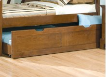Trundle Storage or Additional Sleep Surface