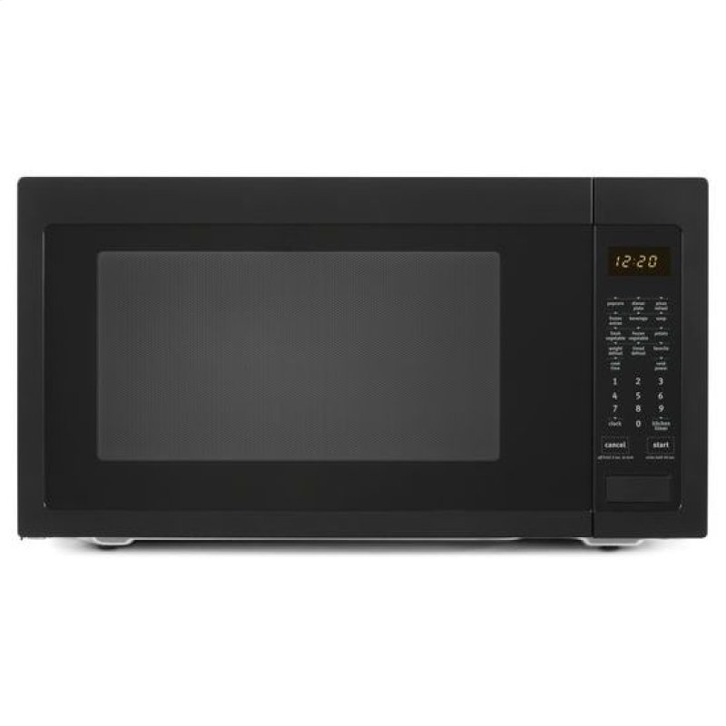 ... , NY - 2.2 cu. ft. Countertop Microwave with Greater Capacity - black