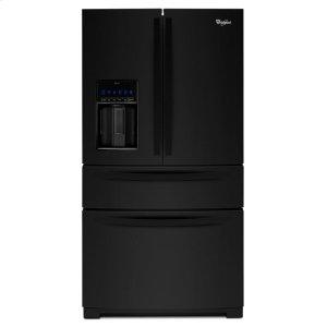 Whirlpool36-Inch Wide 4-Door Refrigerator With More Flexible Storage - 26 Cu. Ft.