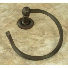 Une Grande Towel Ring