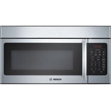 500 Series built-in microwave 30'' Stainless steel