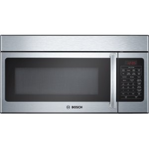 "Bosch500 Series 500 Series - Stainless Steel 30"" Over-the-Range Microwave HMV5051U"