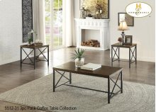 3pc Pack Occasional Tables