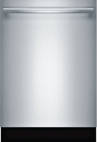 "Benchmark(R) 24"" Bar Handle Dishwasher Benchmark Series- Stainless steel SHX88PW55N"